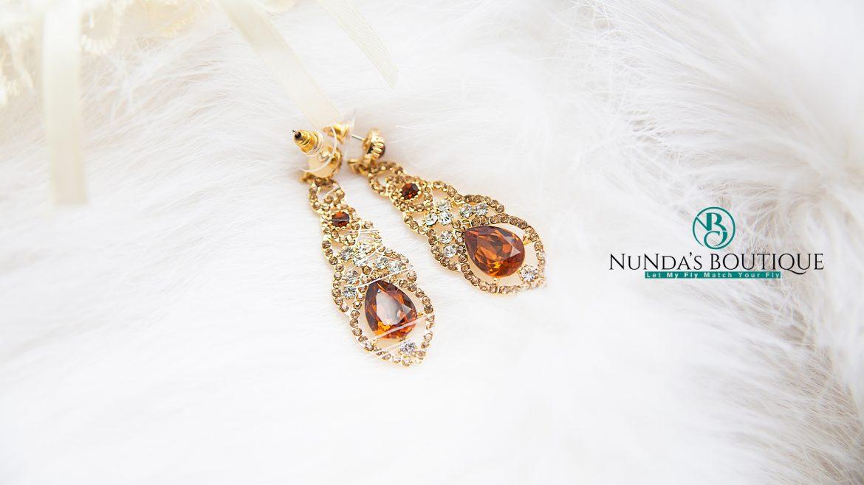 Ear rings Nunda's Boutique Columbus Ohio