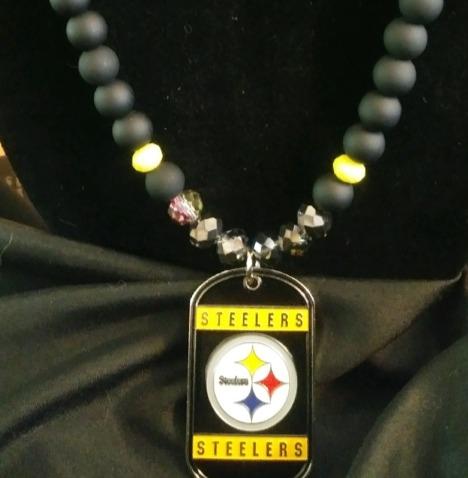 Pittsburg Steelers Men Necklace