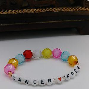 Cancer Free Bracelet