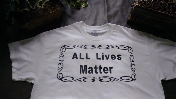 All Lives Matter T Shirts