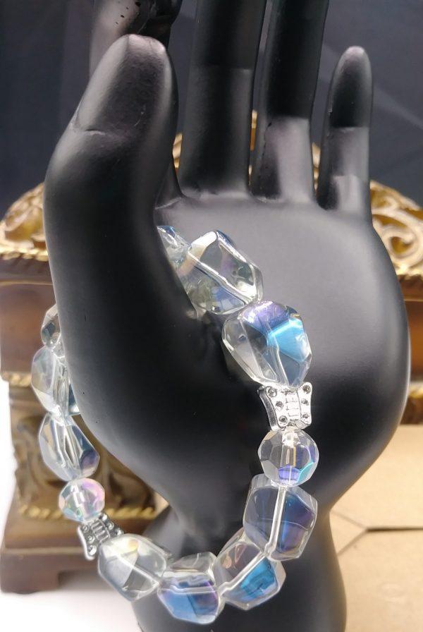 Translucent Butterfly Bracelet