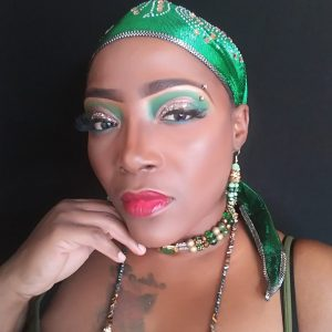 Nunda wear Desire Choker Bead Necklace