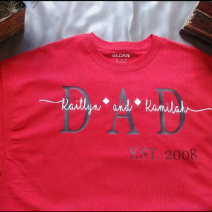 Dad Unisex Personalized T-Shirts