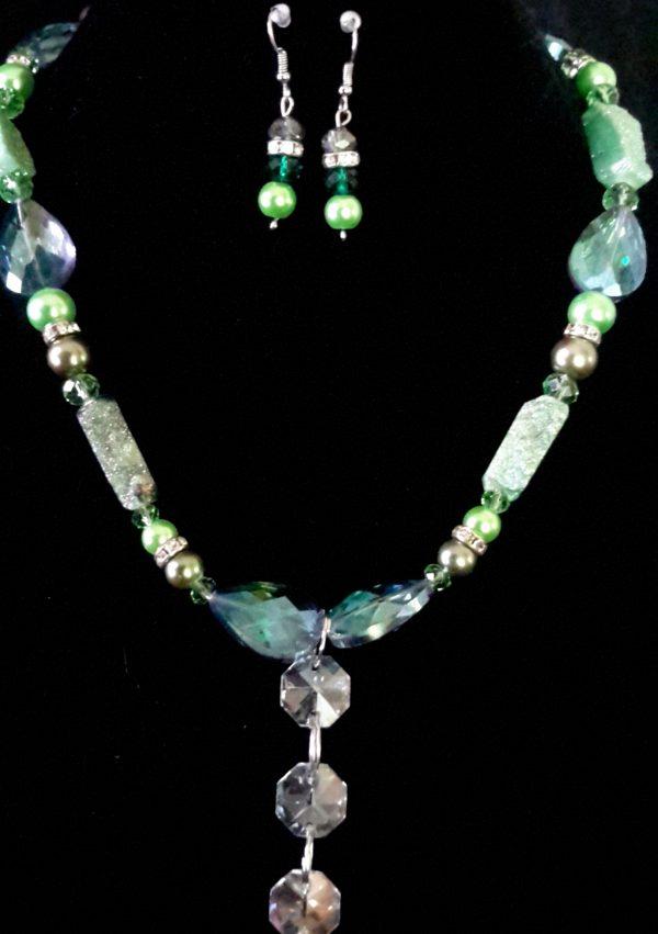 Glory Women's Necklace Set