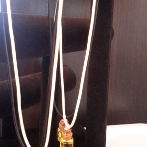Blessing Oil With One Size Fits All Necklace