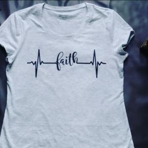 Faith (In Crewneck Tee)