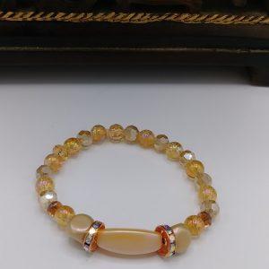 Peach Passion Bracelet