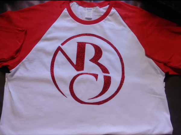 Unisex Three Quarter Raglan Sleeve NB Baseball T Shirt