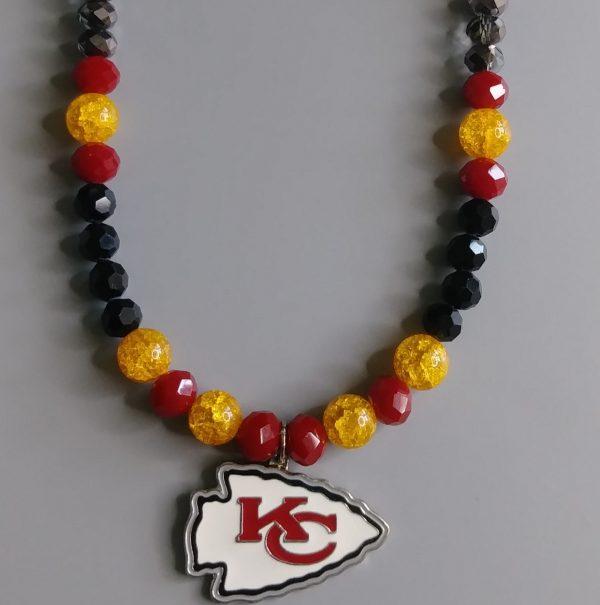 Kansas City Chiefs Men Necklace