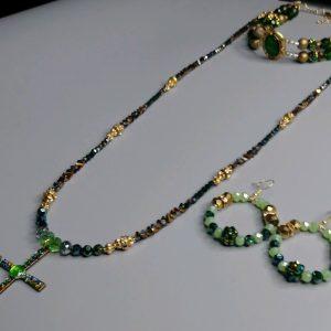 Desire Choker Bead Necklace