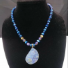 "Azure"" Women Necklace Set"