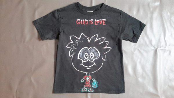 God Is Love, Black Tee