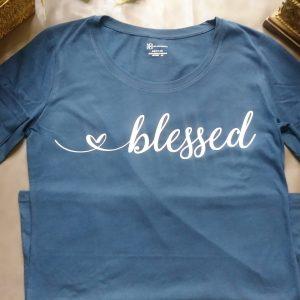 Blessed LongSleeve Crewneck Shirt