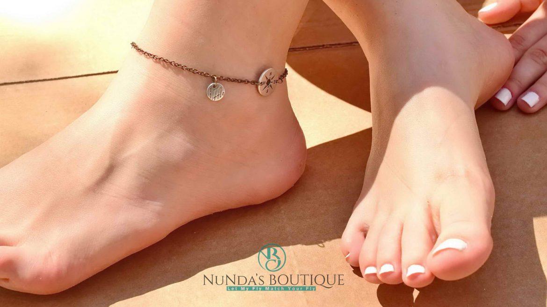anklets Nunda's Boutique Columbus Ohio
